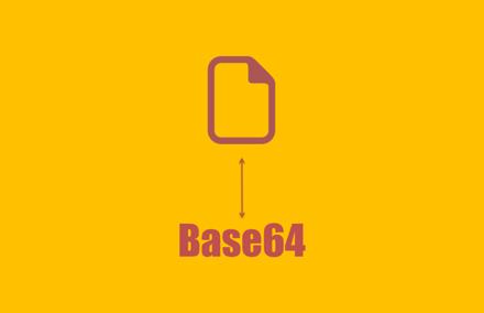 Выводим изображение в кодировке Base64 на HTML/CSS и сохраняем его на jQuery+PHP