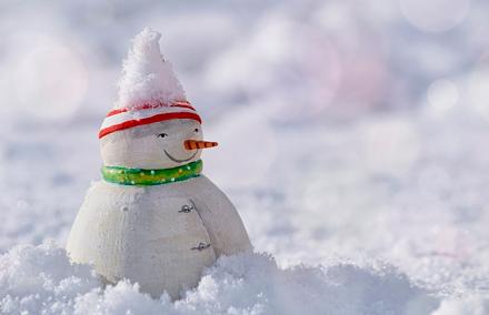 4 лучших и необычных эффектов падающего снега на jQuery/JavaScript/CSS3