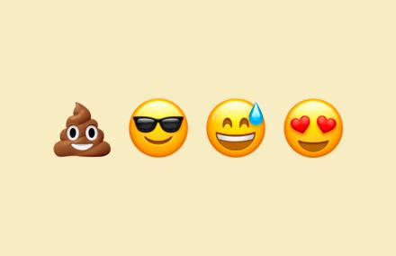 Коды всех смайликов (Emoji, Эмодзи) «ВКонтакте» с обозначениями