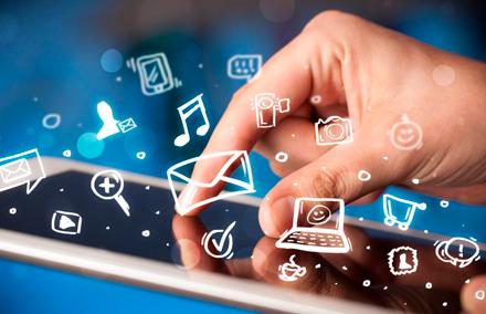 Новый раздел на сайте – «Социальные сети и мессенджеры»